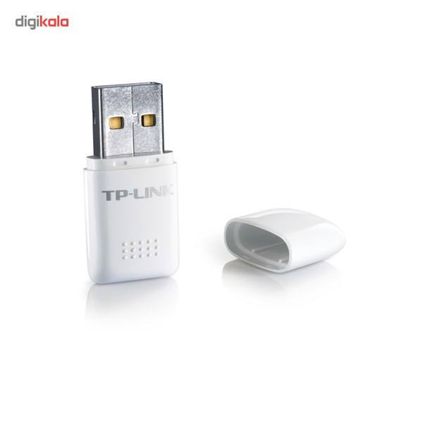 کارت شبکه USB و بیسیم تی پی-لینک مدل TL-WN723N | TP-LINK TL-WN723N 150Mbps Mini Wireless N USB Adapter