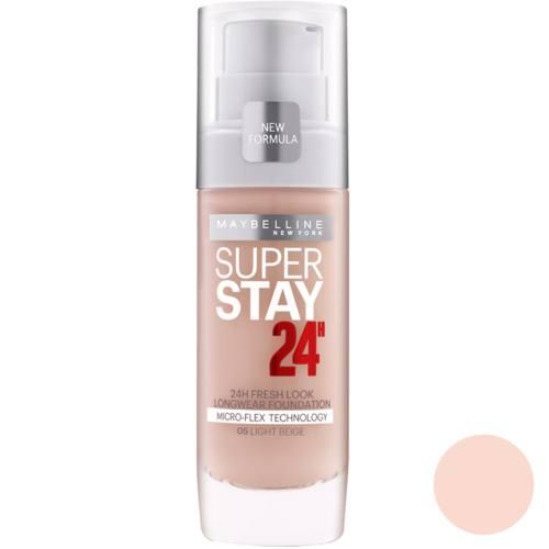 کرم پودر میبلین مدل Super Stay 24H شماره 05