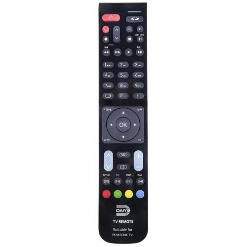 ریموت کنترل دایو مدل DRC 3004 مناسب برای تلویزیونهای پاناسونیک