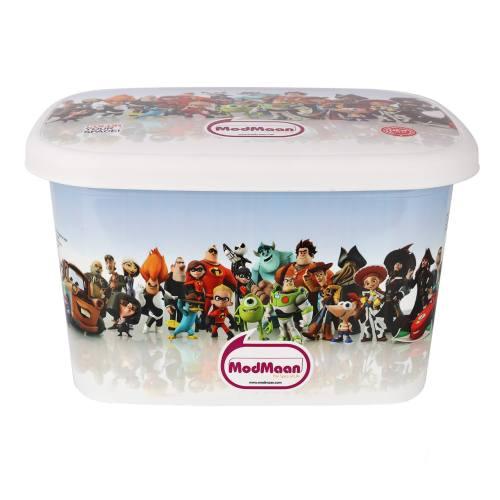 جعبه اسباب بازی مدمان مدل Cartoon-size3