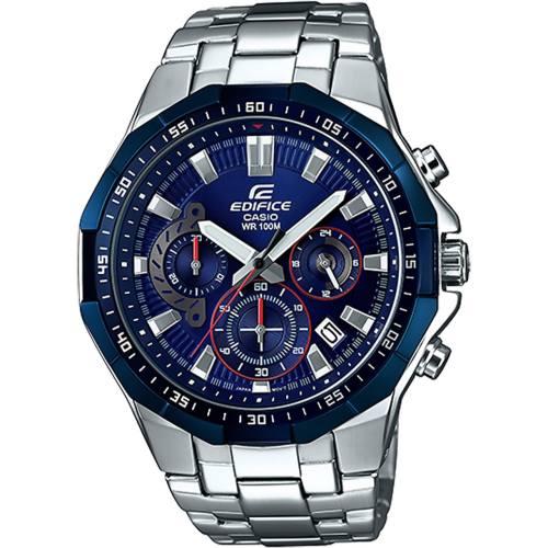 ساعت مچی عقربه ای مردانه کاسیو مدل EFR-554RR-2AVUDF