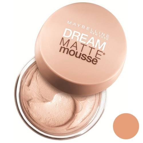 موس میبلین مدل  Dream Matte Mousse Golden شماره 32