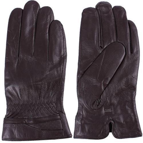 دستکش مردانه چرم واته مدل BR59