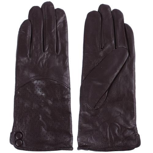 دستکش زنانه چرم واته مدل BR82