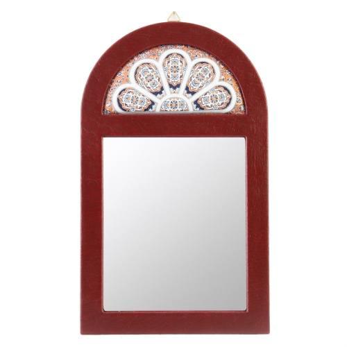 آینه طهرانی طرح محرابی کد 191017