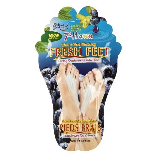 ماسک پا مونته ژنه سری 7th Heaven مدل Fresh Feet حجم 20 میلی لیتر