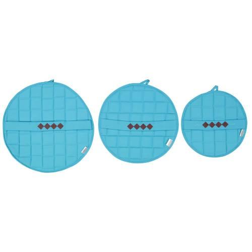 دم کنی فایپکو سری متین دوخت Double-Sided بسته 3 عددی
