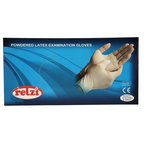 دستکش یکبار مصرف رتزی کد 2931 - بسته 100 عددی