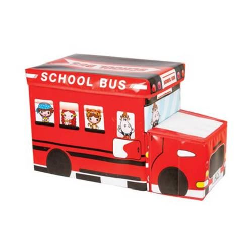 جعبه اسباب بازی آلاس مدل Red Cars 6302v4