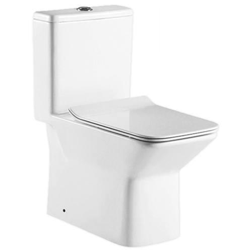 توالت فرنگی ملودی مدل 208 آکس 25cm